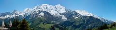 Mont Blanc (tucker.ralph) Tags: sky snow mountains alps mont blanc