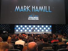 An Hour With Mark Hamill (marc_p_1970) Tags: starwars starwarscelebrationeurope2016 swce london markhamill lukeskywalker