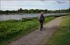 FORFAR: Footpath skirting Loch of Forfar (5/16 an141)