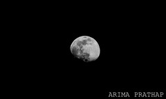 The Moon (Arima_Prathap) Tags: nikon tamaron d3300