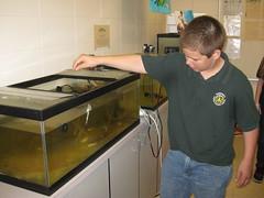 Dowdell Middle Magnet School (MyFWC Research) Tags: aquaculture hatchery fishhatchery stockenhancement school education outreach portmanatee florida fwc myfwc myfwccom