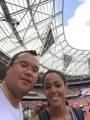 Katarina_Johnson_Thompson (Commander Idham) Tags: muller anniversary games saturday 23 july 2016 team gb great britain rio athletics london olympic stadium 100m relay 3000m steeplechase long jump hurdles 110m katarina johnsonthompson