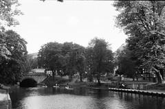 001566650033 (putjka) Tags: kiev4 analog film filmphotography kodak tmax100 bw retro riga canal