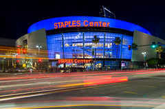 Home court (markbernabe) Tags: la losangeles hollywood california usa lakers