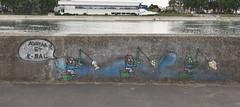 K-Bal     Avataar (HBA_JIJO) Tags: streetart urban vitry vitrysurseine mosaque pochoir stencil avataar art france hbajijo wall mur painting collage peinture mosaic paris94 spray