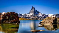 IMG_20160824_C700D_051HDR.jpg (Samoht2014) Tags: bergsee matterhorn schweiz stellisee wallis wasser zermatt