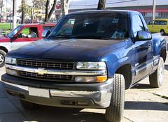Chevrolet 1500 Silverado LS Z71 Sidestep 2001 (RL GNZLZ) Tags: chevrolet silverado 4x4 z71 camionetas v8 1500 ls sidestep 2001