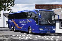 BF16XOO  Shearings (highlandreiver) Tags: bf16xoo bf16 xoo shearings holidays coaches mercedes benz tourismo bus coach gretna green scotland scottish