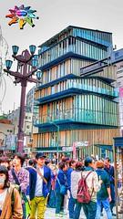 Tokyo=345 (tiokliaw) Tags: addon blinkagain creations discovery explore finest greatshot highquality inyoureyes japan outdoor perspective recreaction supershot thebestofday walkway