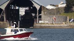 King Billy (Peter Trott) Tags: kingbilly plymouth dockyard devonport