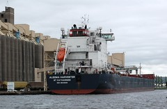 Algoma Harvester_Riverland Ag Duluth Storage 9-7-16 (Chamber of Marine Commerce) Tags: algoma duluth twinports grain