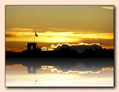 Alba Chiara  (mareblu2013) Tags: alba cielo albachiara silhouette