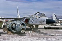 Harrier & Vigi (skyhawkpc) Tags: copyright usmc airplane aircraft aviation navy marines 1995 naval usnavy chinalake usn allrightsreserved harrier usmarines vigilante northamerican av8a hawkersiddeley cg08 wsl airfoto 155615 ra5c 156615 156631 gj300 joecupido rvah7peacemakers unkbuno rvah3seadragons vma231aces ne611