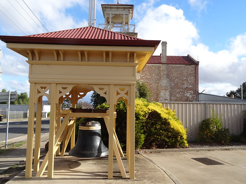 Stawell. The Lady of Stawell Bell by denisbin, on Flickr