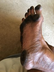 foot2 (Toyz B) Tags: feet foot dirty barefoot tough