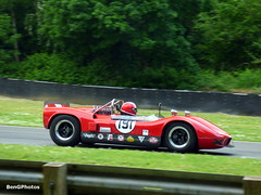 M1 (BenGPhotos) Tags: auto red classic chevrolet sports car sport festival race outdoor smith racing historic event mclaren prototype vehicle british motor hatch masters 50 panning v8 roderick brands motorsport 1965 autosport canam motoring 2016 m1b interserie