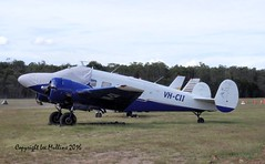 Imgp2197ac (Lee Mullins) Tags: australia beechcraft beech e18s beech18 vhcii afterrecoveryfromaccident