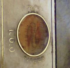 jour maigre (5) (canecrabe) Tags: poissons signe zodiaque méridienne salon réalmuseoborbonico cadransolaire musée naples pisces