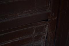 cracked. (REFVL) Tags: doors door cracked broken old rusty fading newbie brown