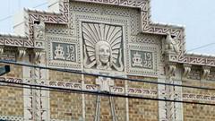 P1080676 (chemtrailchaser) Tags: daytonohio weird bizarre satanic freemasons evil architecture stone brick building