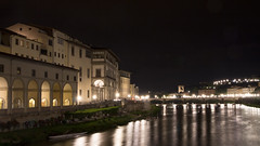 Firenze by night (clement.ponson) Tags: florence nuit arno