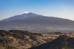 Sweet Shape (GMphoto89) Tags: sunset sky italy color volcano italia sicily etna mau sicilia