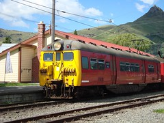 Dm27/D163 @ Ferrymead Rail 150 (Gummy Joe) Tags: porthills nzr nz emu tranzmetro wellington ferrymead christchurch railway dmclass dm27