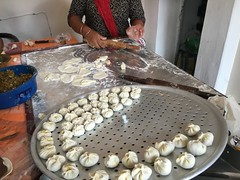 Momos in the Making (The Advocacy Project) Tags: nepal food cooking restaurant baking buffalo momo community local nepali buffalomeat