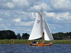 106 RC Neptunus, Goingarijpester poelen, Friesland (Alta alatis patent) Tags: boat wooden sailing yacht neptunus frisian rc106 goingarijpsterpoelen