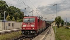1206_2016_07_08_Baunatal_Guntershausen_DB_185_390_mit_GA_52829_über_Gegengleis_Kassel_Rbf_-_Einsiedlerhof (ruhrpott.sprinter) Tags: ruhrpott sprinter geutschland germany nrw ruhrgebiet gelsenkirchen lokomotive locomotives eisenbahn railroad zug train rail reisezug passenger güter cargo freight fret diesel ellok hessen inselbahnhof guntershausen bebra boxxboxxpress db cantus hebhlbahn mrcedispolok prontorail rbk sbbc spagspitzke txltxlogistik wwwdispolokcom xrail 101 114 115 146 120 51 152 155 182 185 193 427 428429 482 628928 946 makde27001251 es64u2 es64f4 pbz ic re outdoor logo graffiti natur güterwaggon güterwagen