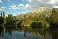 Jenny Lake (Caretta (JWarner)) Tags: teton park camping grandtetonnationalpark nationalpark 100yearanniversary 2016 july2016 jennylake