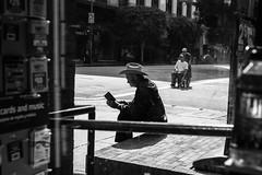 Los Angeles (Rinzi Ruiz [street zen]) Tags: candid bw fujifilmxpro1 5yearsofxseries xpro1 life humancondition art lightandshadow streetphoto fujifilm35mm14 streetphotography streetzen california blackandwhite fujifilmxus fujifilm city usa