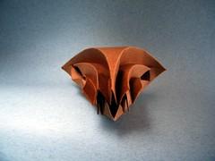 Nightmare (Rui.Roda) Tags: origami papiroflexia papierfalten pesadelo cauchemar nightmare