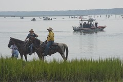 Station Chincoteague helps ensure safe 91st Annual Pony Swim (Coast Guard News) Tags: virginia 5thdistrict misty midatlantic chincoteague assateague chincoteagueponyswim 91stannualchincoteagueponyswim virginiaeasternshore unitedstates us