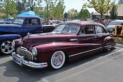 5th Annual Whittier Area Classic Car Show (USautos98) Tags: 1946 buick roadmaster hotrod streetrod kustom