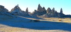 Trona Pinnacles #3 (jimsawthat) Tags: geology erosion rural ridgecrest california desert hoodoos tronapinnacles shadows
