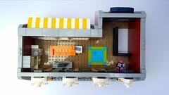 LEGO Brand Store - Modular Building (Adeel Zubair) Tags: moc lego creation creative modular building architecture adeel zubair legostore store shop opening grandopening dream chrismcveigh mcveigh chris toys photography toyphotography legomoc microscale teaser afol