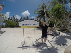 Daytour to Eneko island, Marshalls!