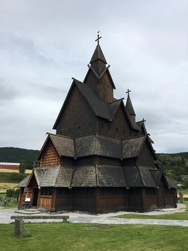 Heddal stavkirka
