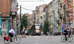 7819/81 (mark-jandejong) Tags: brussel bruxelles brussels mivb stib tram tramway pcc