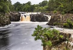 Low Force Waterfall (Nigel Eve) Tags: lowforce middletoninteesdale middleton teesdale rivertees tees