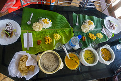 Appelley (Kerala), India (DitchTheMap) Tags: 2016 appelley backwaters festival food india kerala party restaurant arabian asia baba background bananaleaf buffet catering celebration chickpea cuisine delicious dip dips dish flickr green healthy houseboat hummus indian kheer leaf lebanese meal mezze pita plate platter salad sauce snack spread tabbouleh tahini traditional vegetable white