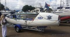 Atlantic rowing solo (breugel.dickleburgh) Tags: rannoch rannochr15 atlanticrow rowingboat rowing elb atlanticchallenge ssr160780