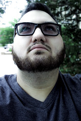 IMG_8427 (MBPruitt) Tags: self portrait selfie bear cub chub beard cute i guess