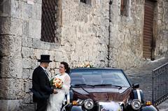 Le nozze di Figaro [Explore 09/09/2016 n. 69] (encantadissima) Tags: sposi matrimonio wedding auto