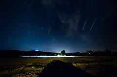 Meteor Shower above Croatia (Tomislav C.) Tags: 2016 cassiopeia croatia earth hrvatska milkyway pentaxk01 perseids perzeidi pollaris above astro astrophotography astronomy astrophoto beautiful beauty celestial constellation heaven heavenly landscape landscapes longexposure mountain mountains natural naturally nature night nightphotography nightlapse nights phenomena phenomenon planetearth planets sky star startrails starry stars startrail thenorthstar