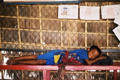 Siesta #1 (Gonzalo Campos Garrido) Tags: cambodia camboye camboya travel viaje 35mm film vida vderano pse ong phnom penh siesta fujifilm superia iso200 superia200