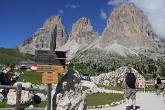 Sassolungo, Dolomiti (Giorgio Pongiluppi) Tags: dolomiti sassolungo