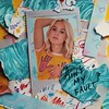 Zara Larsson - Ain't My Fault (Stan Brooks Designs) Tags: zaralarsson zara larsson aintmyfault aint fault singlecover singleartwork single artwork cover ripped texture text cut scalpel polaroid scribbles scribble colour yellow green blue
