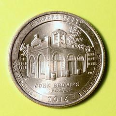 AD8A5816_p_g (thebiblioholic) Tags: 366 coin quarter closeup lensbaby velvet56 kenko kenko20